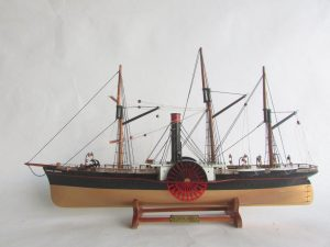 2053-13805-SS-Central-America-wooden-model-ship