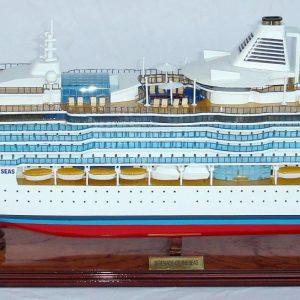 2056-12179-Serenade-of-the-seas-wooden-model-boat