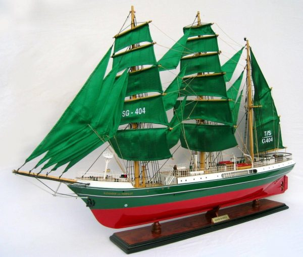 2065-12531-Alexander-von-Humboldt-Model-Ship
