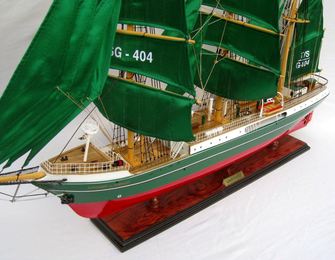 2065-12532-Alexander-von-Humboldt-Model-Ship