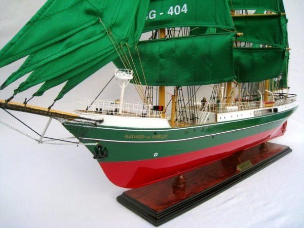 2065-12533-Alexander-von-Humboldt-Model-Ship