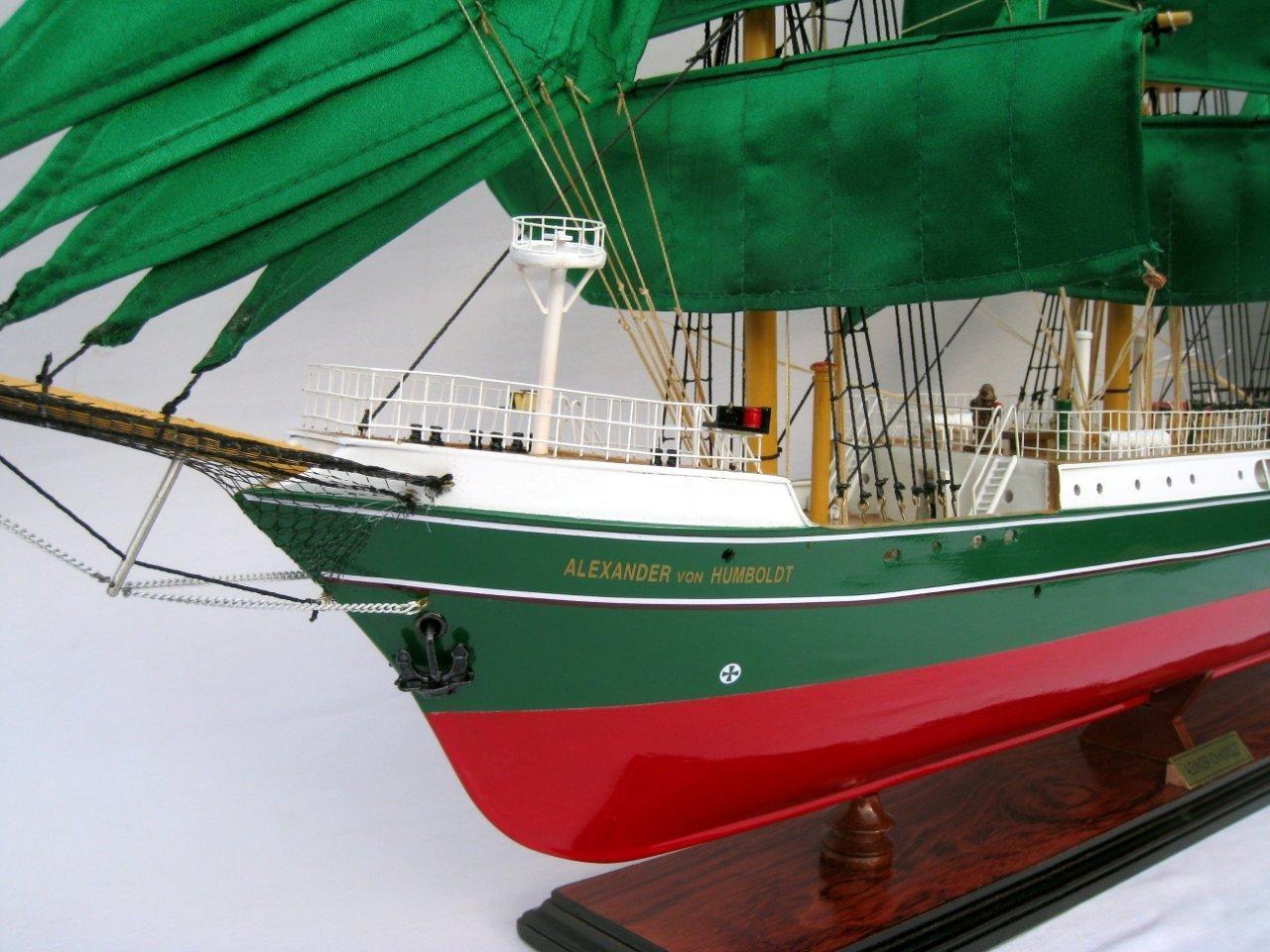 2065-12534-Alexander-von-Humboldt-Model-Ship