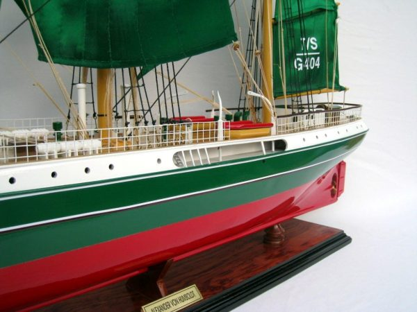 2065-12535-Alexander-von-Humboldt-Model-Ship
