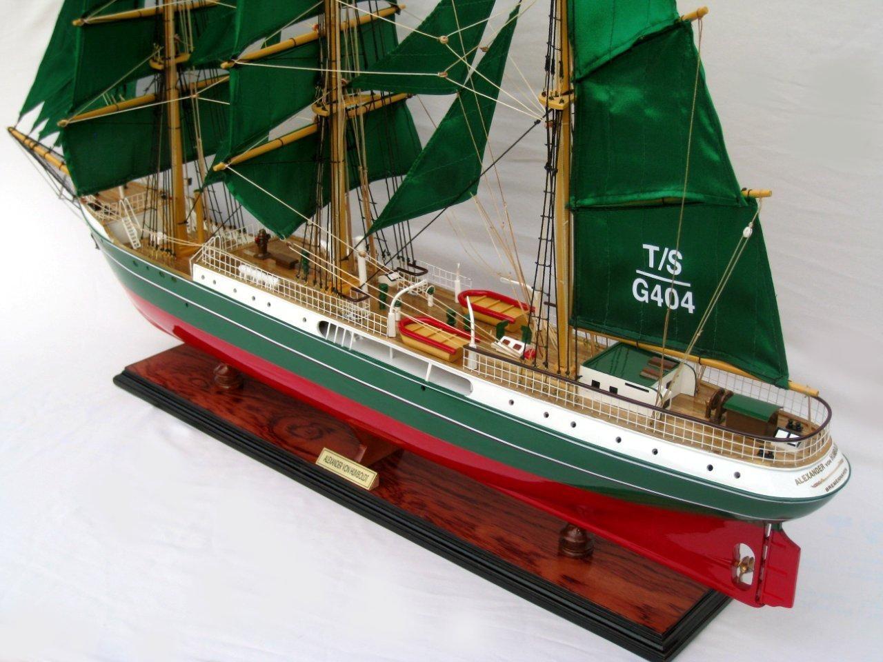 2065-12537-Alexander-von-Humboldt-Model-Ship