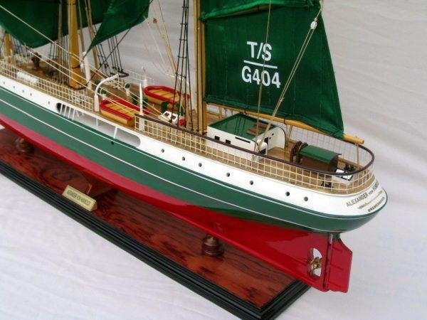2065-12539-Alexander-von-Humboldt-Model-Ship