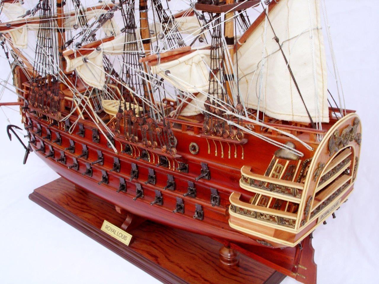 2093-12435-Royal-Louis-Ship-Model