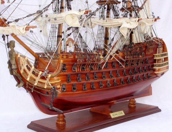 2093-12436-Royal-Louis-Ship-Model