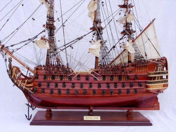 2093-12438-Royal-Louis-Ship-Model