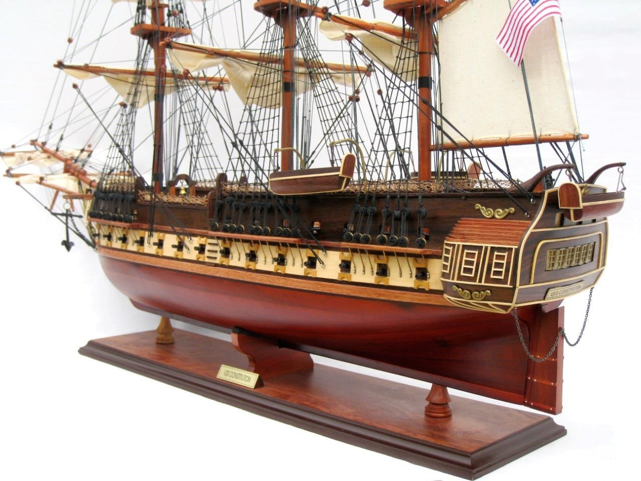 2095-12444-USS-Constitution-Wooden-Model-Ship