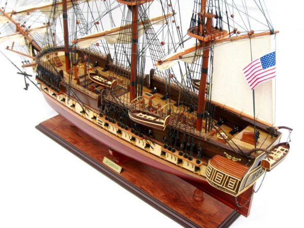 2095-12445-USS-Constitution-Wooden-Model-Ship