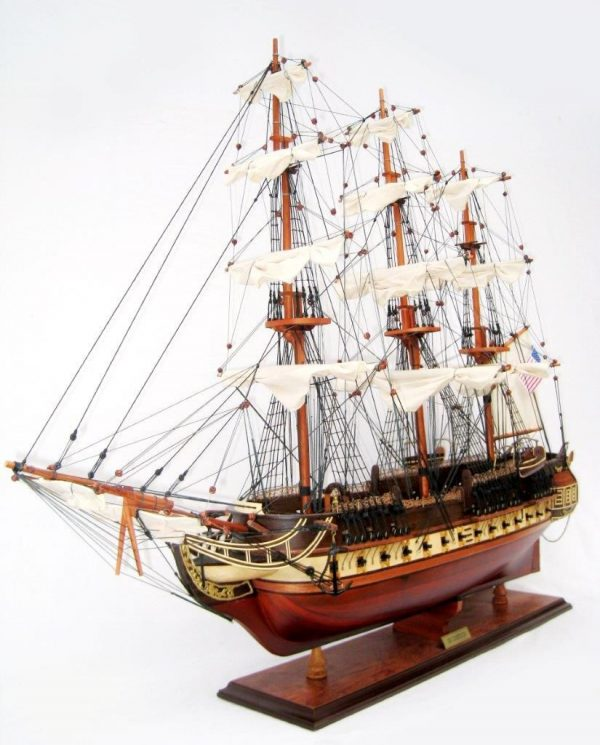 2095-12447-USS-Constitution-Wooden-Model-Ship