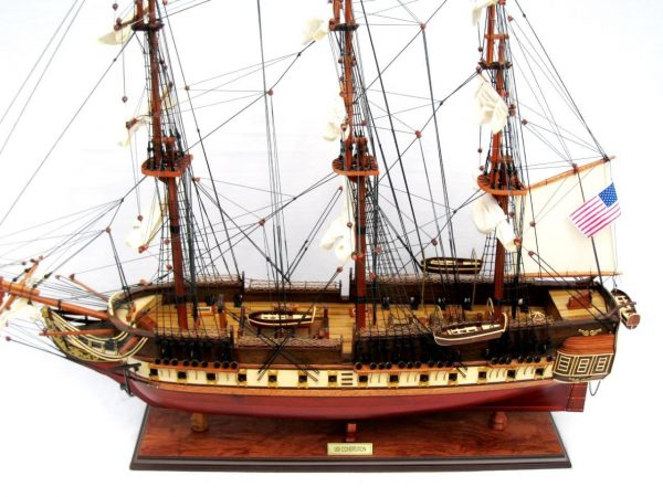 2095-12448-USS-Constitution-Wooden-Model-Ship