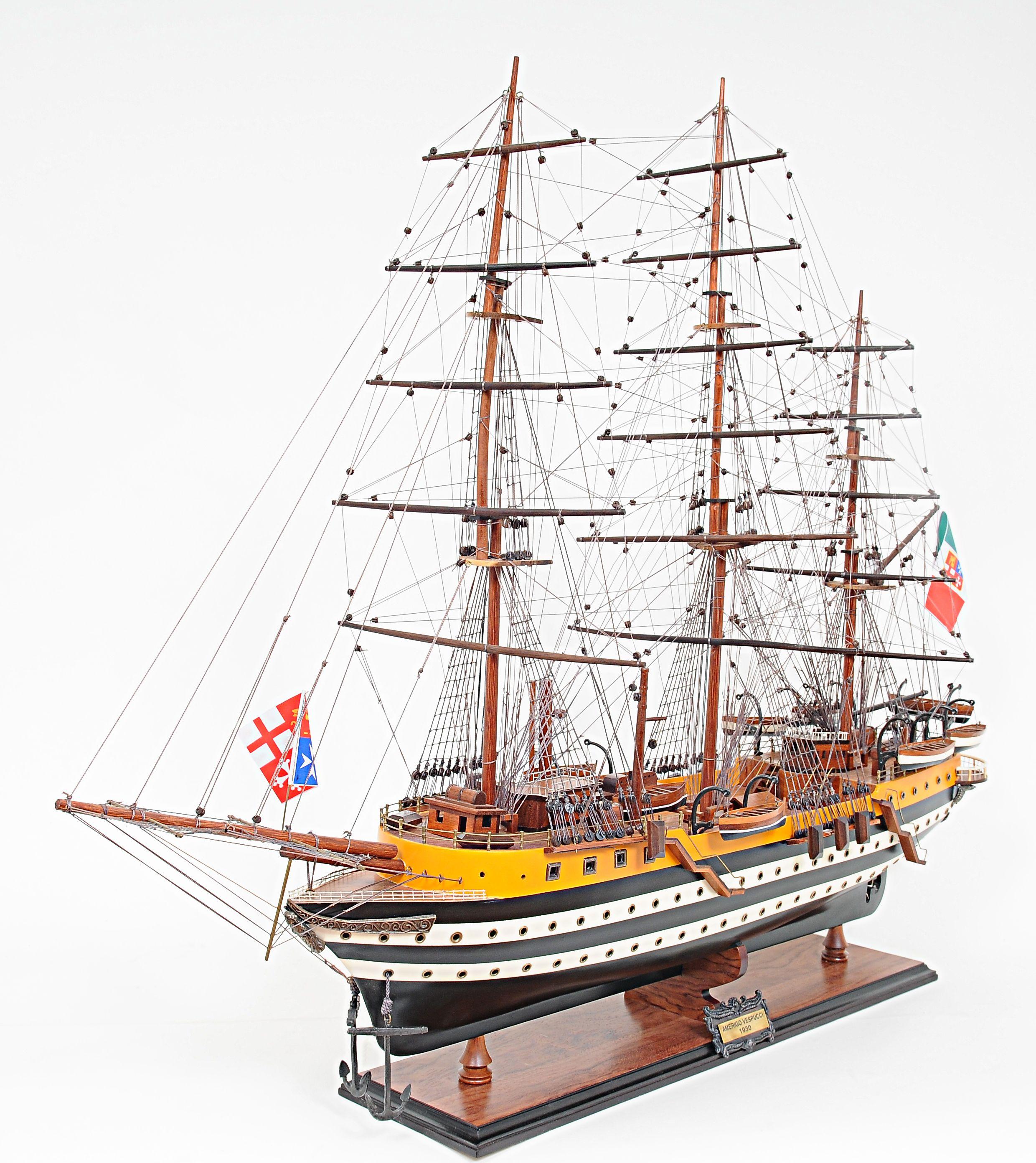 2265-13023-Amerigo-Vespucci-Model-Boat