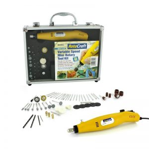 Variable Speed Rotary Tool Kit (RC18)