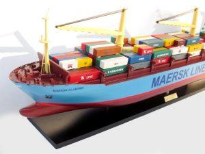 Maersk Alabama Container Model Ship - GN (TK0064P)