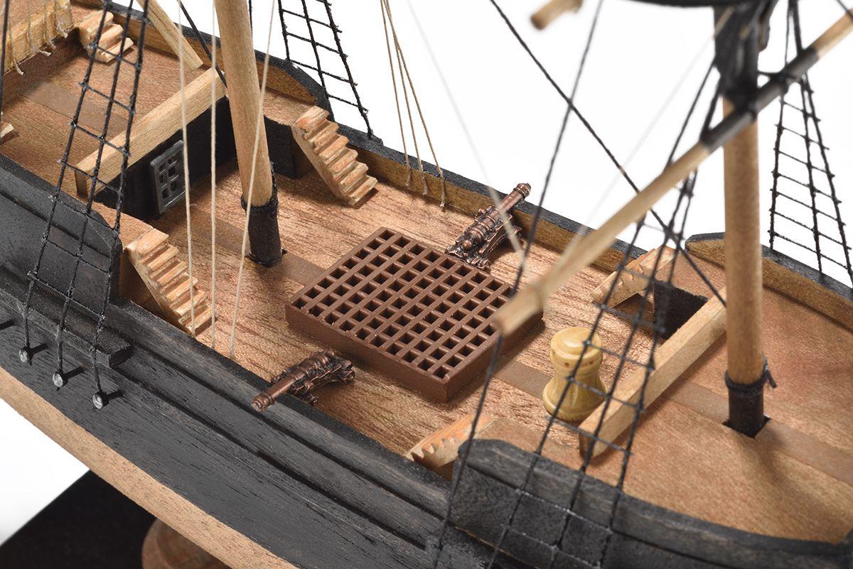 2507-14257-Pirate-Ship-Model-Boat-Kit-60001