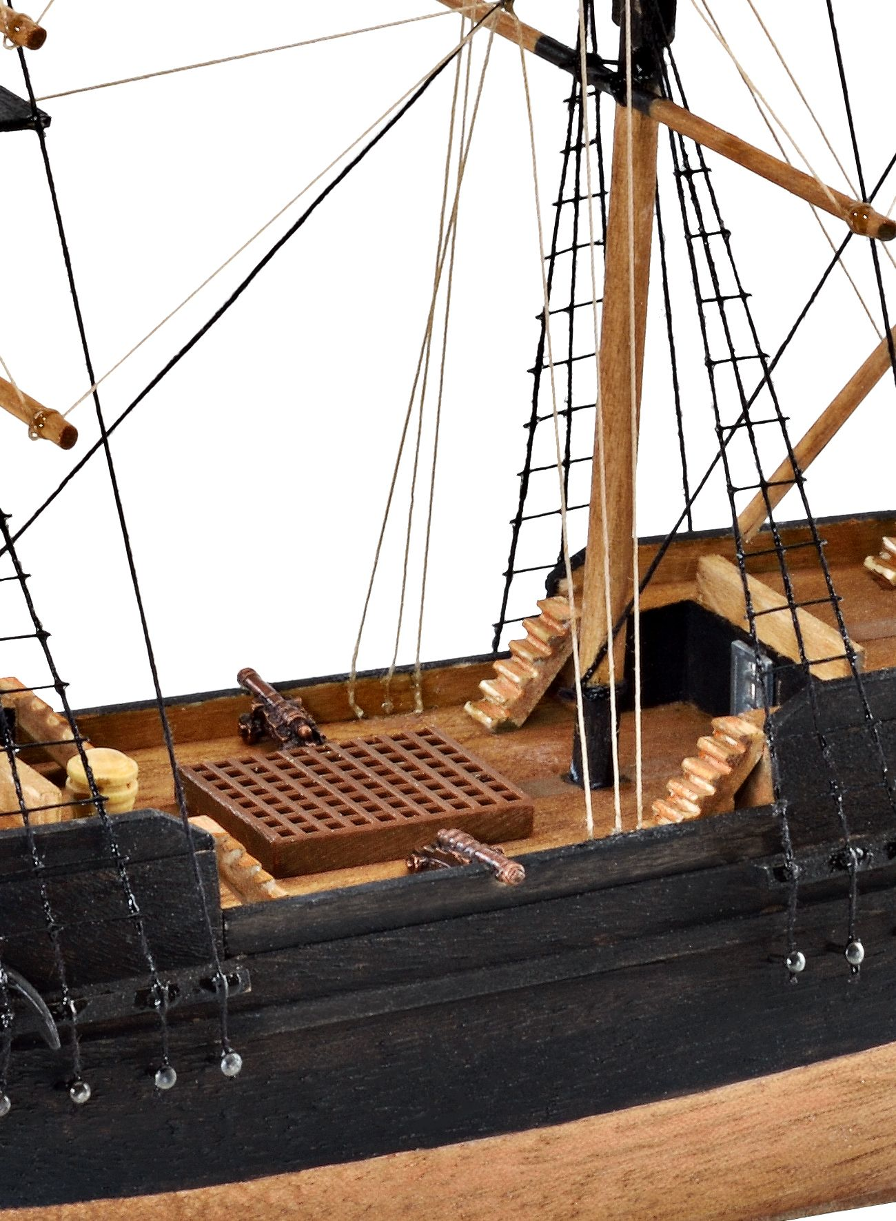 2507-14258-Pirate-Ship-Model-Boat-Kit-60001