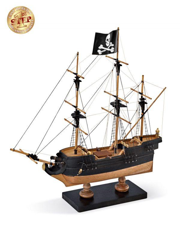 2507-14260-Pirate-Ship-Model-Boat-Kit-60001