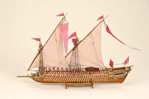 2558-14543-Reale-de-France-Historical-Ship-Model-Superior-Range