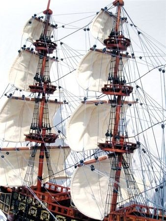 2565-Sovereign-of-the-Seas-Model-Ship-Standard-Range