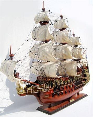 2566-Sovereign-of-the-Seas-Model-Ship-Standard-Range
