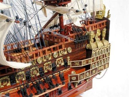2568-Sovereign-of-the-Seas-Model-Ship-Standard-Range