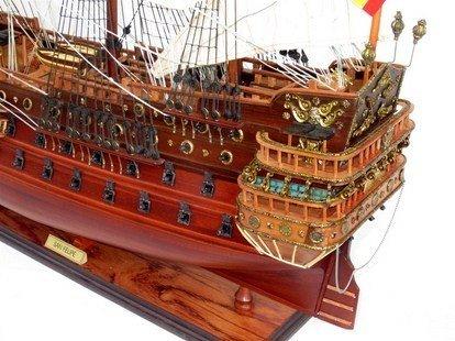2574-San-Felipe-Model-Ship-Standard-Range