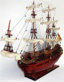2575-San-Felipe-Model-Ship-Standard-Range