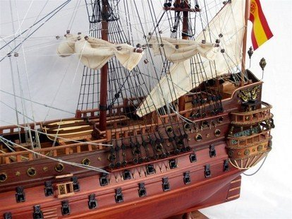 2577-San-Felipe-Model-Ship-Standard-Range