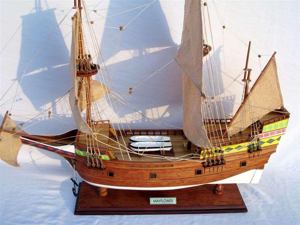 277-4440-Mayflower-Model-Ship-Standard-Range