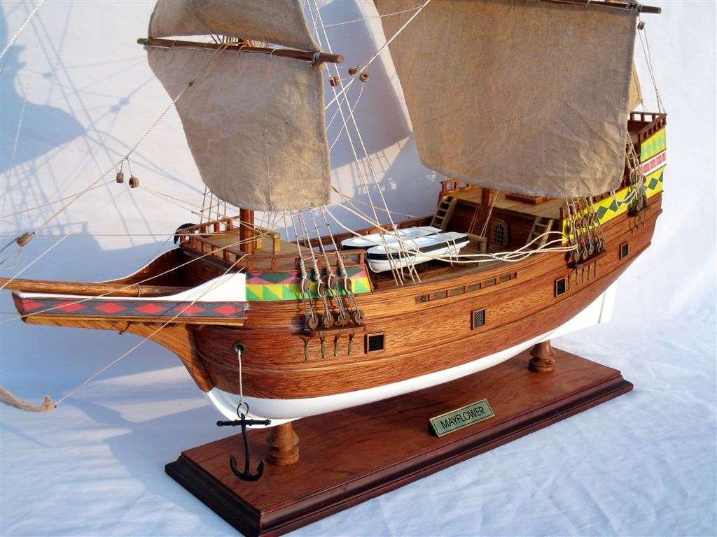 277-4441-Mayflower-Model-Ship-Standard-Range