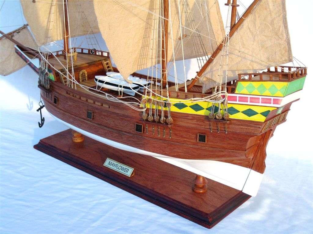 277-4442-Mayflower-Model-Ship-Standard-Range