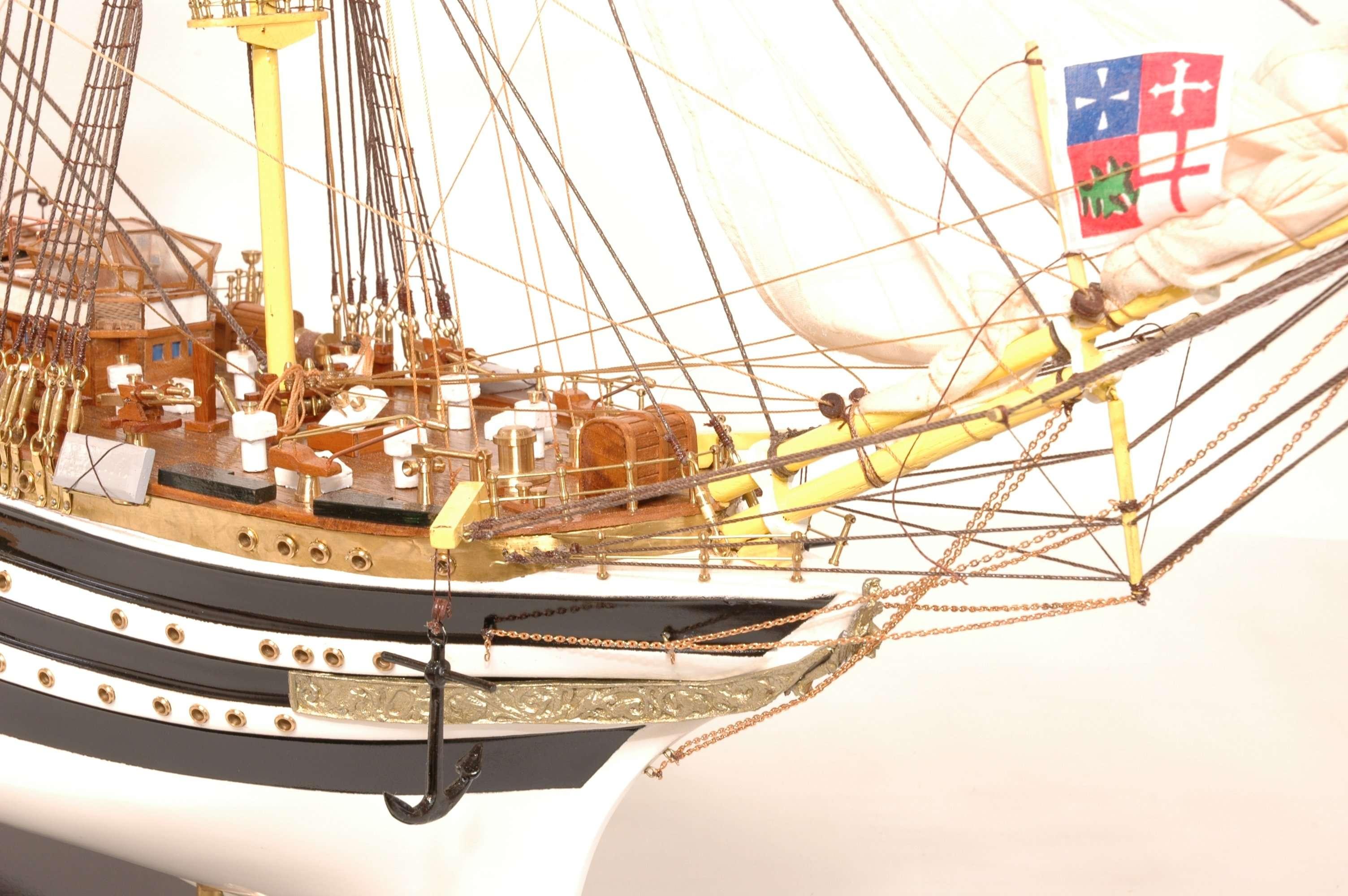 498-4217-Amerigo-Vespucci-Model-Ship-Superior-Range