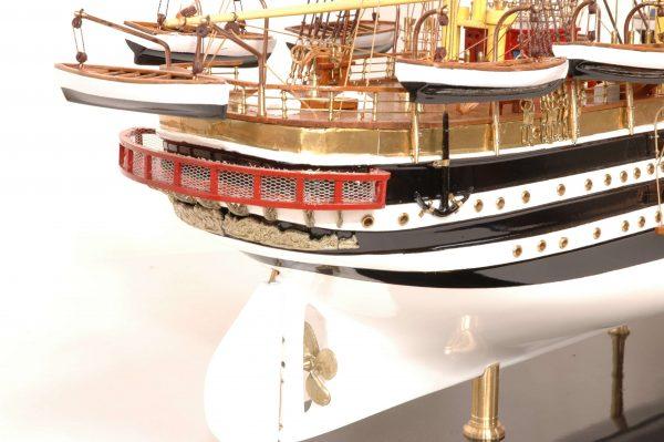 498-4218-Amerigo-Vespucci-Model-Ship-Superior-Range