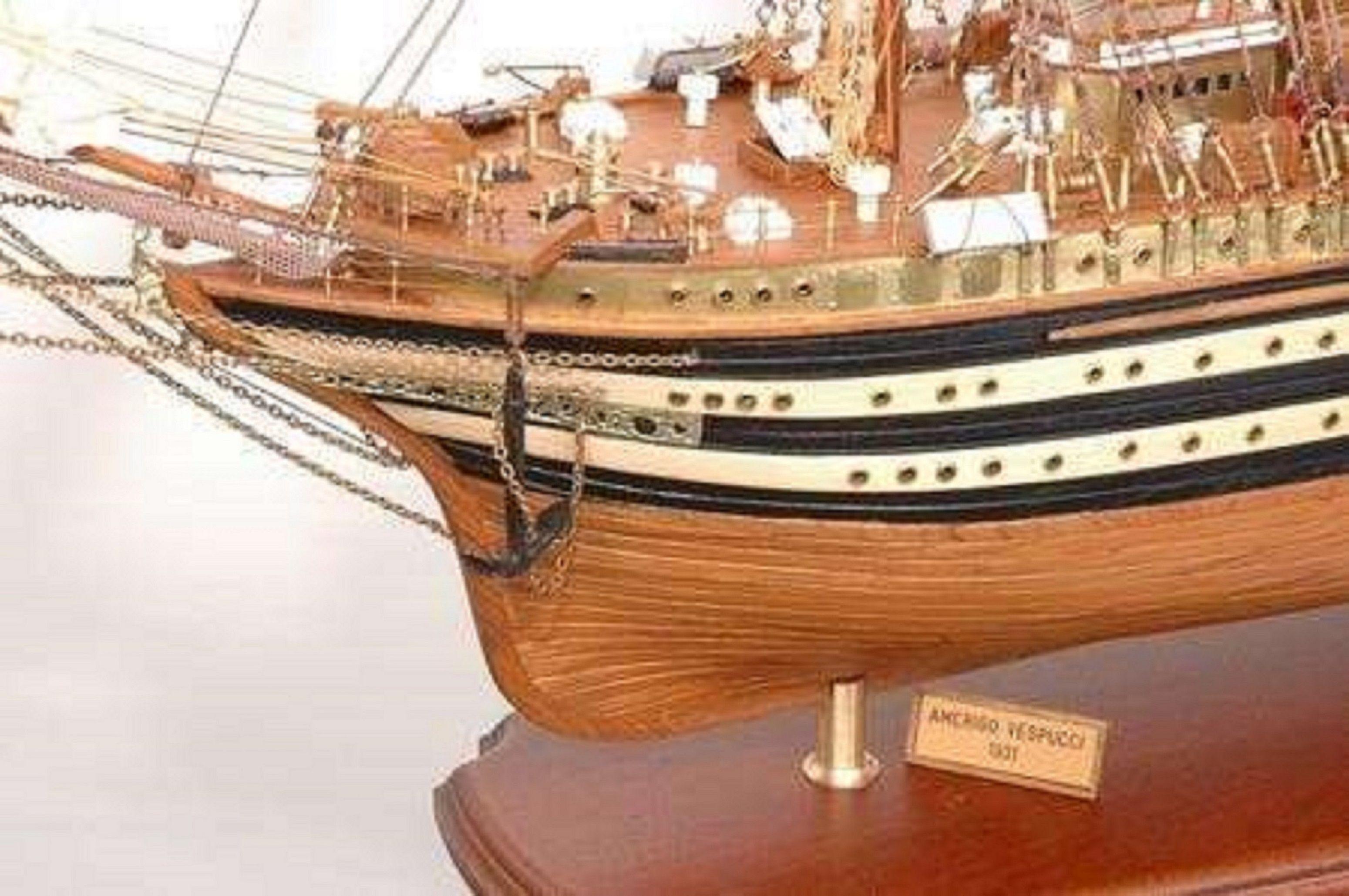 498-7771-Amerigo-Vespucci-Model-Ship-Superior-Range