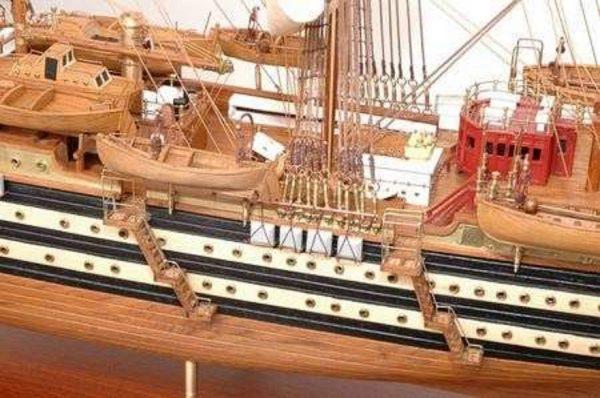 498-7774-Amerigo-Vespucci-Model-Ship-Superior-Range