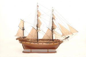 596-7308-HMS-Beagle-Model-Ship-Premier-Range