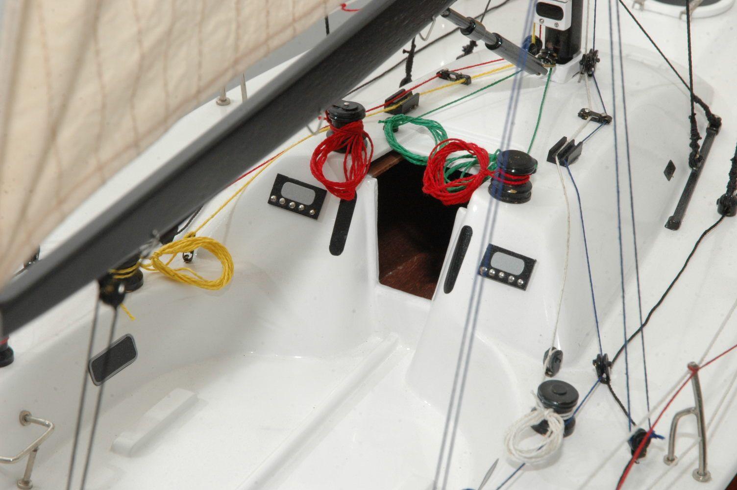 Azure Model Yacht (Premier Range) - PSM