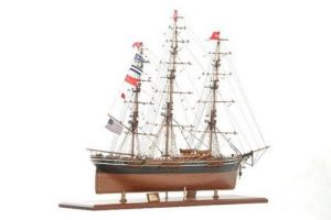 Young America Model Ship (Premier Range) - PSM