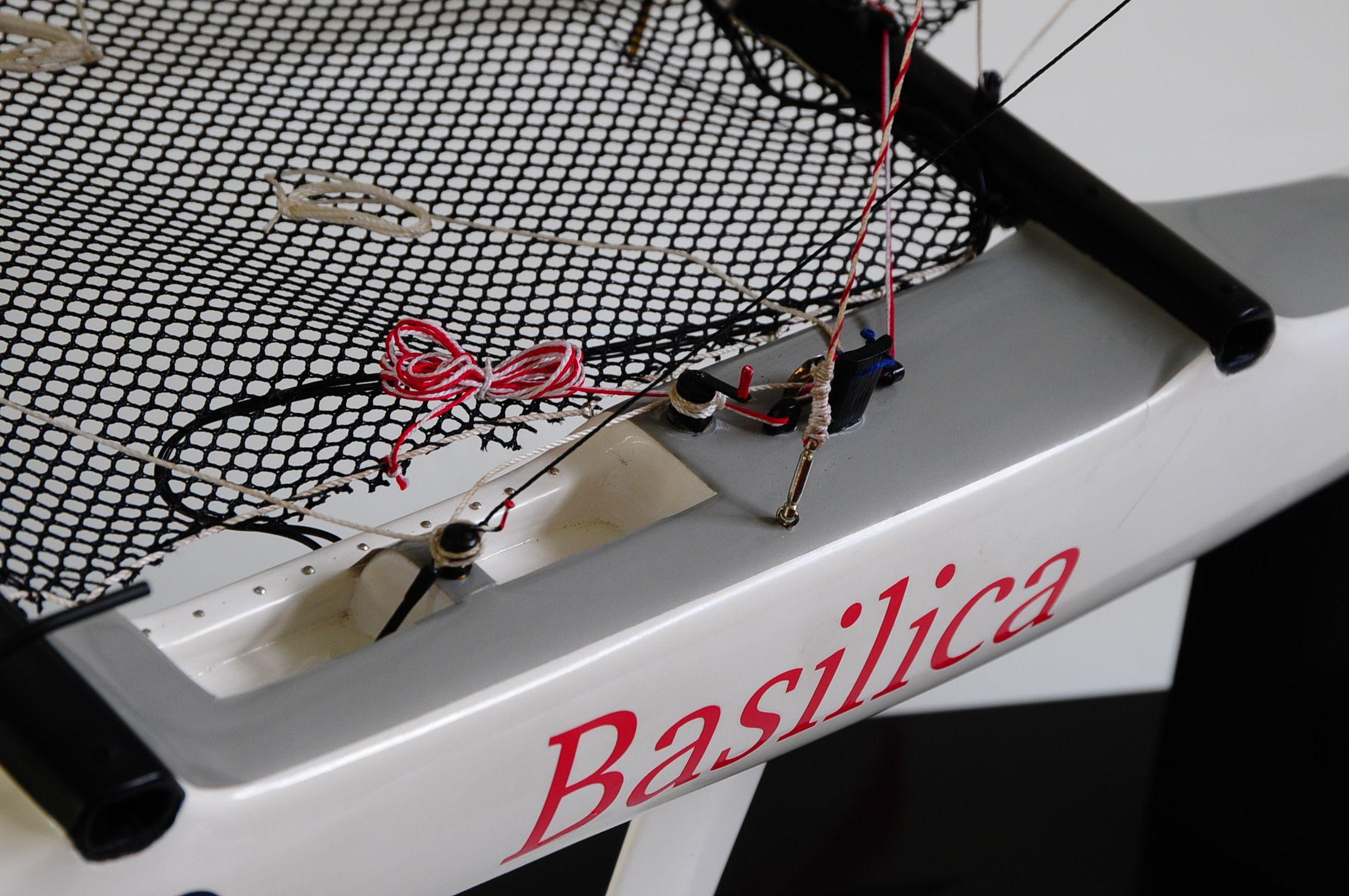 Basilica Catamaran Model (Premier Range) - PSM
