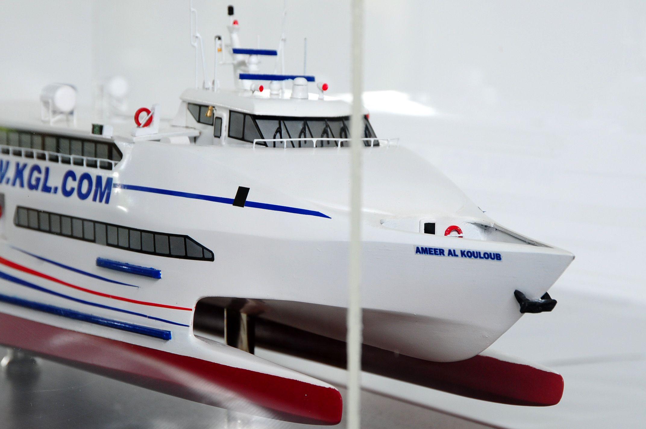 662-6233-Kuwait-Catamaran-Model