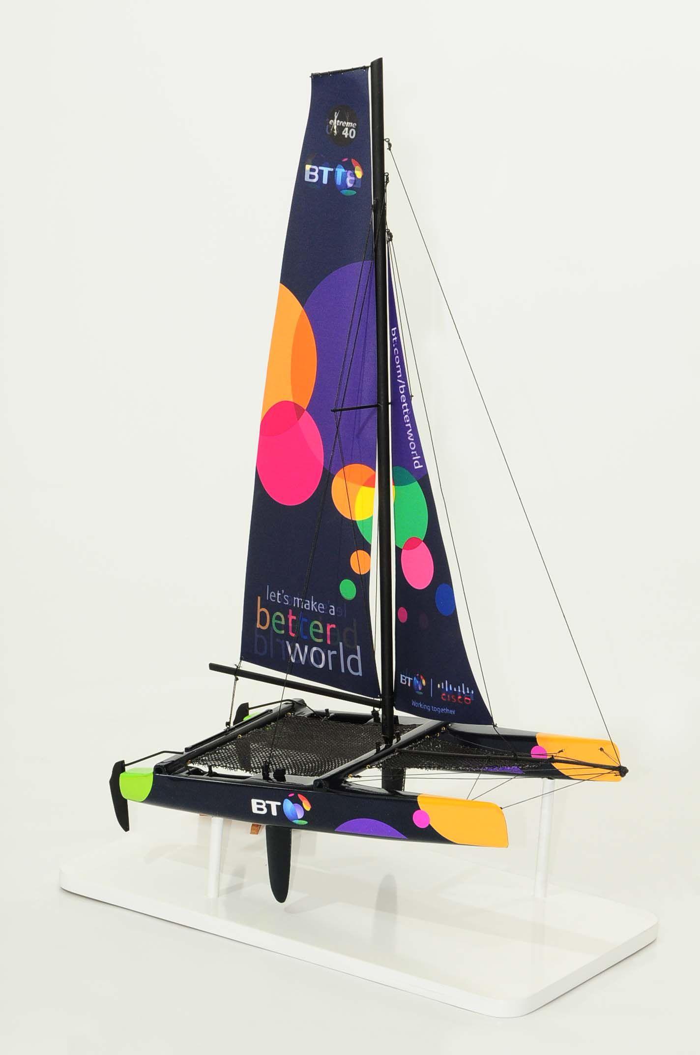 664-6290-Extreme-40-Model-yacht