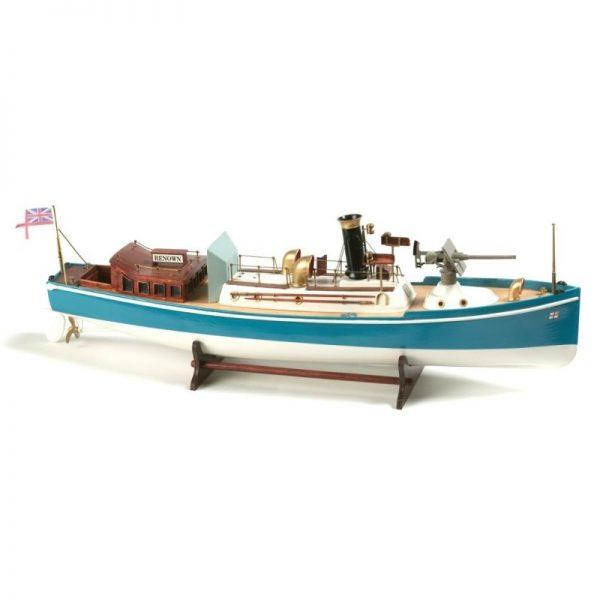 HMS Renown Model Boat Kit -Billing Boats(B604)