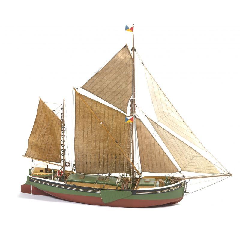 Will Everard Model Boat Kit - Billing Boats (B601)
