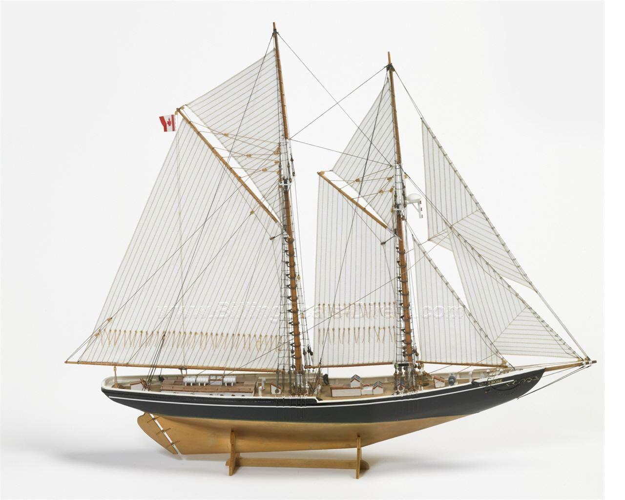 779-7967-Blue-Nose-II-Model-Boat-Kit