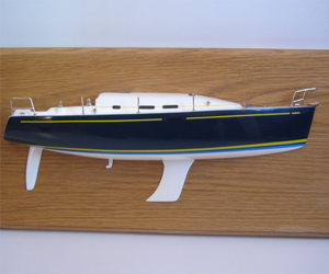 Half Ship & Boat Models