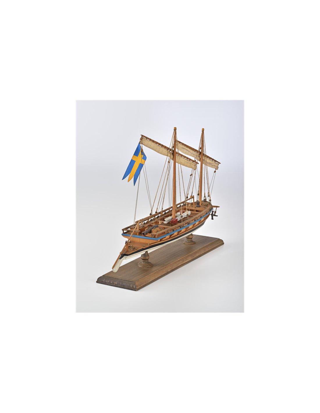 amati-models-swedish-gunboat