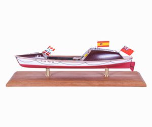 Model Rowing Boats