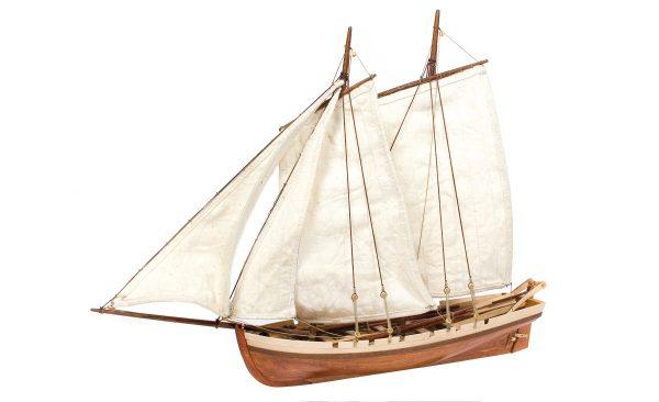 Bounty Launch Model Boat Kit- Occre (52003)