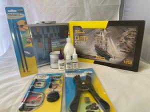 Cutty Sark All-In-One Beginner Kit
